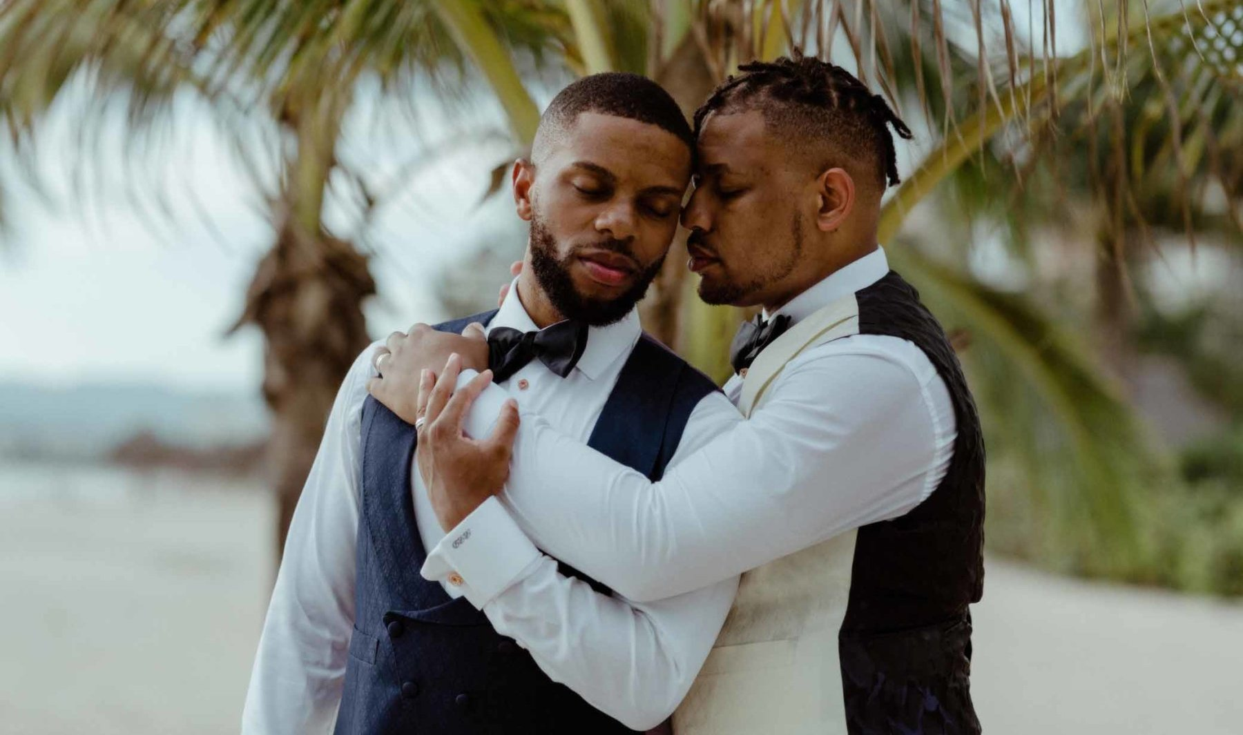 Silk-and-Thorn-Puerto-Vallarta-Mexico-USA gay queer lgbtqia two grooms couple destination wedding marriage beach elopement Dancing With Them magazine