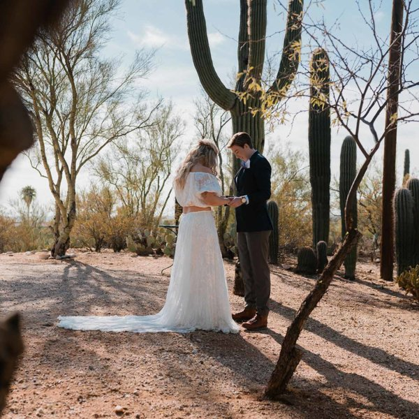 more-van-anything-saguaro-American desert national park queer lgbt same-sex couple elopement Dancing With Them Magazine