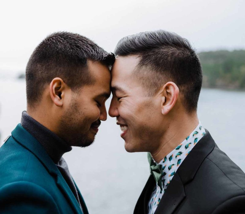 Megan Maundrell Photography Victoria British Colombia Canada gay men two grooms Mr & Mr love story engagement Dancing With Them wedding directory magazine (1)